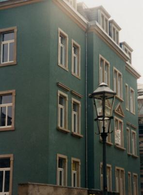 Dresden, Augsburger Straße