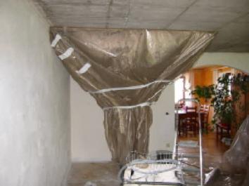 Staubfreies Arbeiten durch saubere Durchf�hrung